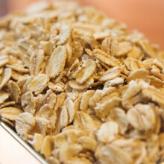 Flaked oats 1lb bag