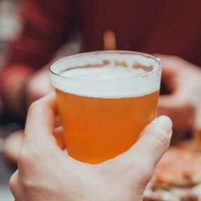 Adding food into beer recipes like this Cranberry New England IPA can enhance pairings and dining experiences.