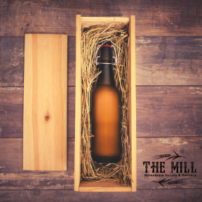 Beer in a box as a holiday gift for beer lovers